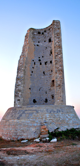 Serpent tower - Otranto